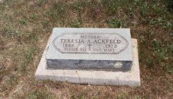 "Teresa ""Grace"" <I>Patten</I> Ackfeld"