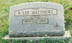 Romulus Lee Matthews
