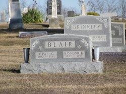 Opal G. <I>Parrish</I> Blair