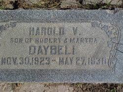 Harold Vaughn Daybell