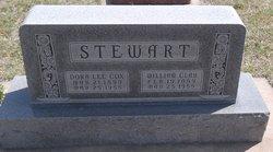 Dora Lee <I>Cox</I> Stewart