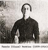 Fanny <I>Glace</I> Perkins