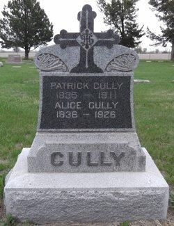 Alice <I>Cahill</I> Cully