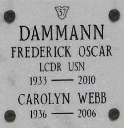 Carolyn June <I>Webb</I> Dammann