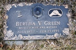 Bertha V. Green