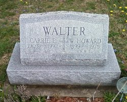 Carrie E. Walter