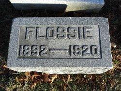 """Felicitas Mary """"Flossie/Flory"""" <I>Palen</I> Strueber"""