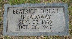 Beatrice <I>O'Rear</I> Treadaway