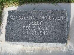 "Magdalena ""Lena"" <I>Jorgensen</I> Seely"