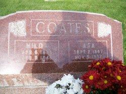 Hilda <I>Larson</I> Coates