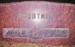 Marion Augustus Fountain