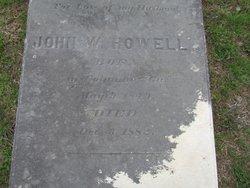 John Wesley Howell