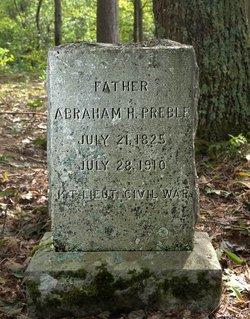 Abraham H Preble