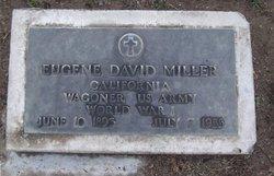 Eugene David Miller