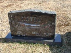 Allen Carroll Cates
