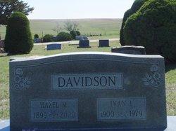 Hazel M Davidson