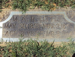 Martha A Regina <I>Smith</I> Little