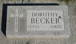 Dorothy Jean <I>Gengler</I> Becker