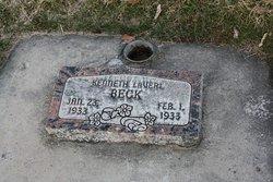 Kenneth Laverl Beck