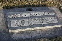 Doris Afton <I>Westbrook</I> Barney