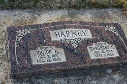 Victor E <I>Henry</I> Barney
