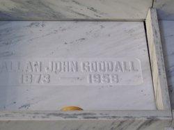 Allen John Goodall