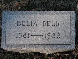 "Cordelia ""Delia"" <I>McKinley</I> Bell"