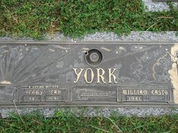 Peggy Jean <I>Conner</I> York