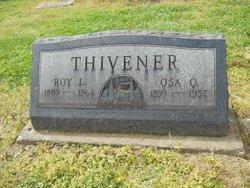 Roy Livingston Thivener