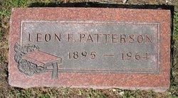 Leon E Patterson