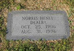 Norris Henly DeAlba