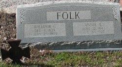 William Calvin Folk