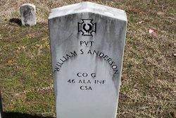 William Silas Anderson