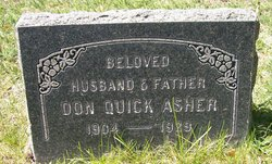 Don Quick Asher