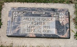 Nellie May <I>Quick</I> Asher