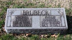 Virginia LaRue <I>Cresap</I> Brubeck