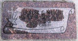 Ernest Gilbert Weight