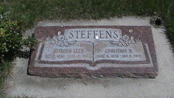 Susanna Belle <I>Lees</I> Steffens