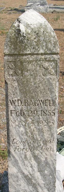 William Doritha Bagwell
