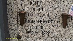 Murnie LaVerne <I>Terrell</I> Lamb