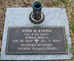 John Daniel Atkins