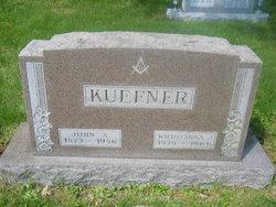 Wilhelmina J Kuefner