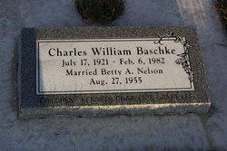 Charles W Baschke