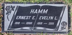 Ernest Ethan Hamm