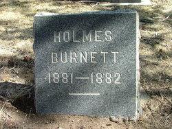 Holmes Burnett