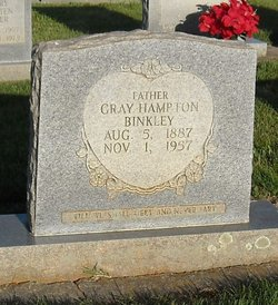 Gray Hampton Binkley