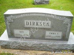 Ben Dirksen