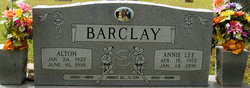 Annie Lee <I>Tow</I> Barclay