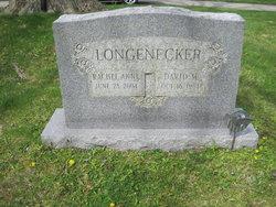 Rachel Anne <I>Brown</I> Longenecker