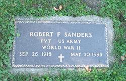 Robert F Sanders